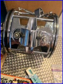 Penn Senator 12/0 Big Game Fishing Reel Vintage Original Box Extra Parts USA