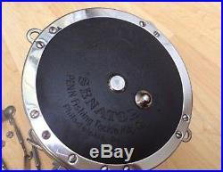 Penn Senator 14/0 Big Game Reel Vintage Shark Marlin Tuna Good Condition
