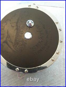 Penn Senator 16/0 (118) Big Game Reel Chrome Spool Excellent Made In USA