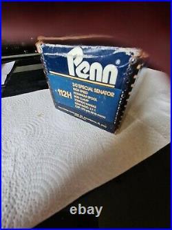 Penn Senator 3/0 112h Vtg Hi Speed Reel In A Vguc Fully Boxed