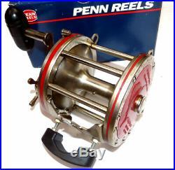 Penn Senator 6/0 Special sea fishing multiplier reel factory recon mint condi