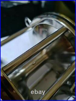 Penn Senator 6/0 Vtg Big Game Reel (usa) In A Fantastic Used Condition + Rod