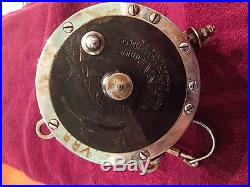 Penn Senator 9/0 Big Game Reel With Clamp & Harness Vintage Needs Good Cleaning