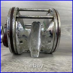 Penn Senator Fishing Reel Model # 114 H Vintage Used USA Made