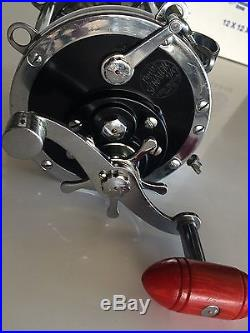 Penn Senator No. 115 9/0 Reel Early 1941 Vintage good for used or collection