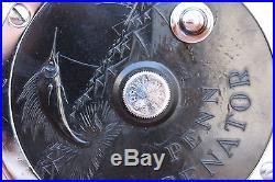 Penn Senator Vintage Deep Sea Fishing Reel 9/0