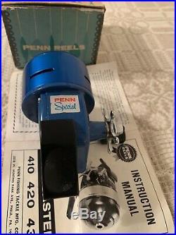Penn Special 430 Closed Face Spinning Reel