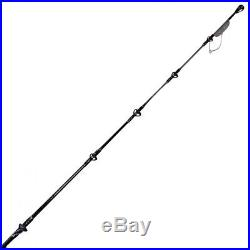 Penn Spinfisher 650ssm reel with an 8 Foot Ugly stick 2 piece rod
