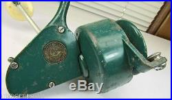 Penn Spinfisher 706 Spinning Reel Green Manual Line Pickup Fixer Upper/Parts