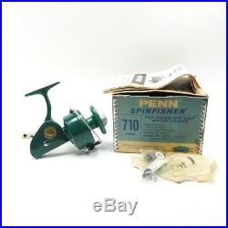 Penn Spinfisher 710 Fishing Reel. With Box and Manual. Made in USA