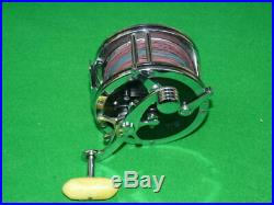 Penn Super Mariner 49 boat fishing multiplier trolling reel