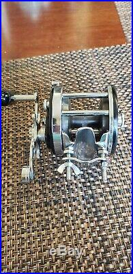 Penn SurfMaster 100 Fishing Reel Bait Casting Vintage. Excellent Condition