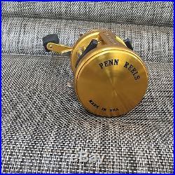 Penn Unused International 965 Reel Made in USA Nice! Salt Fresh Water