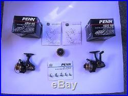 Penn fishig reels