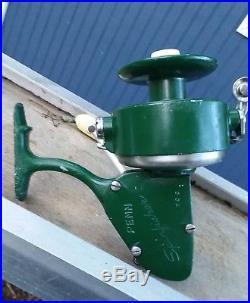 Penn reels, Penn 700 Spinfisher Greenie Bailess, Vintage Penn Reels, Penn Greenie