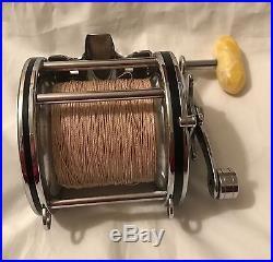 Penn senator 113 4/0 Game Fishing Reel. Vintage Wow