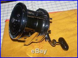 Pristine Highly Collectable & Rare Wide Spool Penn 49A Reel