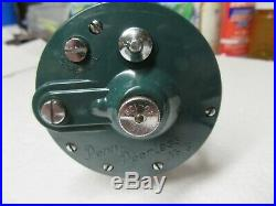 Pristinely MINT Penn 9 GREEN Levelwind COLLECTORS Fishing Reel