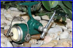 Rare Early USA Vintage Penn Reel Spinfisher 716 Ultralight Spinning Reel