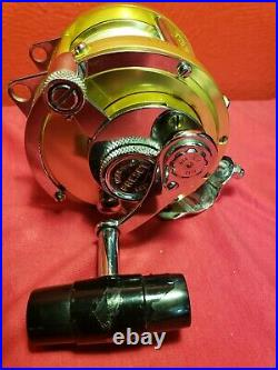 Rare Excellent Condition Vintage Penn International 50 Single Speed