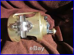 Rare Vintage Fin-Nor AHAB 80 Big Game Reel withBOX- EXEC COND