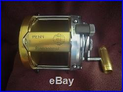 Rare Vintage PENN International 130 Big Game Reel (COLLECTABE) NEW OTHER
