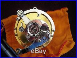 Rare Vintage Penn International 50W Big Game Reel withBag&Box NEW OTHER