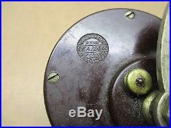 Rare Vintage Penn SEA HAWK Fishing Reel 1930's RARE REEL