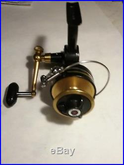 Rare Vintage Penn Spinfisher 713z New In The Box Spinning Reel