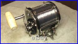 Rebuilt Vintage PENN SENATOR 12/0 Big Game Saltwater Reel with metal spool