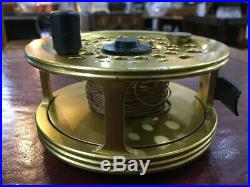 Sharpes of Aberdeen Penn Gold Medal Freshwater Fly No 4 Reel