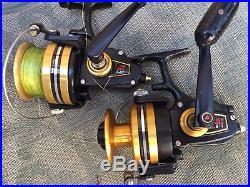 Spinfisher Penn Reel Lot 750 SS 9500 SS Vintage Freshwater Salt Water Classics
