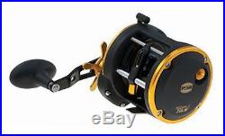 Squall 30 level wind trolling fishing reel