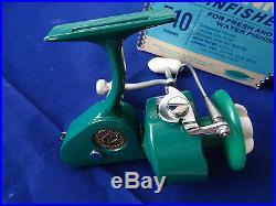 Stunning Unfished Boxed Penn Spinfisher 710 Spinning Reel Museum Quality