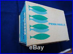 Stunning Unfished Boxed Vintage Penn 209ms Peer Monofil Multiplier Sea Reel