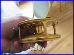 Stunning vintage sharpes penn gold medal freshwater no 3 trout fly fishing reel