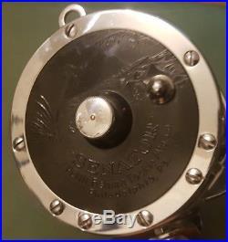 Superb Vintage Penn Senator 6/0 Game / Boat Reel