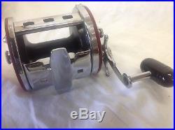 Two Vintage Penn Jigmaster 500 Fishing Reels