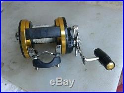 Used PENN/NEWELL 990 MAG POWER Ball bearing HI-SPEED Reel. Made in USA