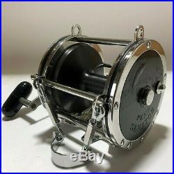 Used Penn Senator 9/0 Vintage Reel Excellent USA Deep Sea