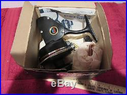 Vintage 1977/78 (new) 704z Series Spinfisher Reel With Box Rare Find
