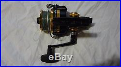 VINTAGE 2-Reels PENN 7500SS High Speed 4.61 Both in One Auction Used Once