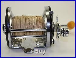 Vintage Nos Penn Long Beach 65 Fishing Reel In Box Star Drag