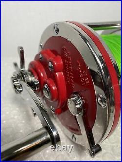 VINTAGE PENN 114H SPECIAL SENATOR 6/0 FISHING REEL. Made In USA