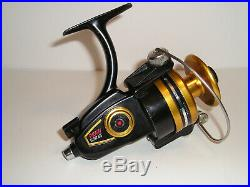 VINTAGE PENN 550SS SPINNING SKIRTED SPOOL REEL IN BOX withEXTRAS