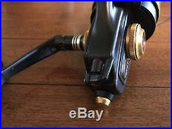 VINTAGE PENN 7500SS SKIRTED SPOOL SPINNING REEL Made In USA
