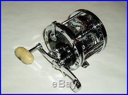 VINTAGE PENN NO. 111-2/0 SENATOR FISHING REEL NEAR MINT