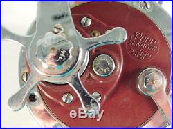 Vintage Penn Senator 113h 4/0 Reel Special 30-113 Ball Bearing Made In USA