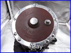 VINTAGE PENN SENATOR 114H WITH TIBURON FRAME Conventional Reel with Rod Clamp