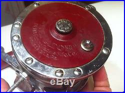 Vintage Penn Senator 114-h Fishing Reel USA
